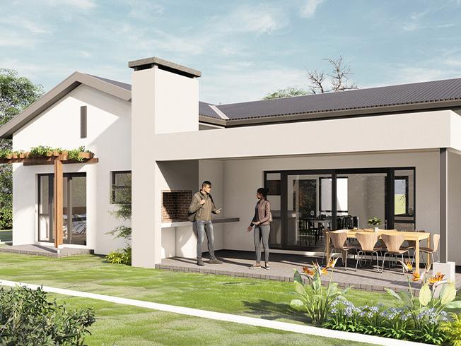 Verdeau Lifestyle Estate - Unit Type Q
