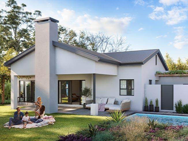 Verdeau Lifestyle Estate - Unit Type S